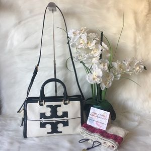 💯 guarantee authentic  2 ways tory burch